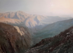 5717 A Dusty Sunset 60x80cm