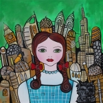 Dorothy in the Golden City