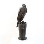 LLB 062-bronze-sculpture-of-falcon-2  Dhs 21,000