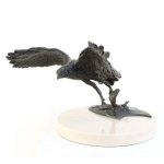 LLB 122-bronze-sculpture-of-spary-bird-study-3 Dhs 18,000
