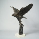 LLB 129-bronze-sculpture-of-peregrine  Dhs.41,000
