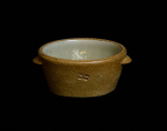 TMG165 Oven Dish sma.ash glazed earthernware Dhs380