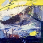 PW 102-16 Yellow Creek Oil 60x60 Cms Dhs 3950