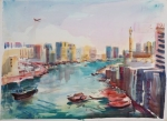 sw18-10duba-icreek-from-hsbc-watercolour-on-paper-94-x77-cms