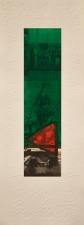 JAR 50-15 Book of Al Mutanabbi 80x30cm, 2013 Dhs3500