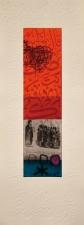 JAR 56-15 Book of Al Mutanabbi 80x30cm, 2013 Dhs3500