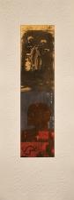 JAR 57-15 Book of Al Mutanabbi 80x30cm, 2013 Dhs3500
