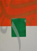 JAR 78-15 Calligraphy Inspiration Print 57x41, paper 77x57, 1_10, 2014 Dhs5500 (2)