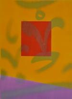 JAR 79-15 Calligraphy Inspiration Print 57x41, paper 77x57, 1_10, 2014 Dhs5500 (2)