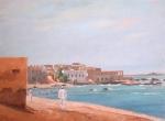 jb-5-12-murbatt-harbour-oil-on-canvas-board-40x30-cms-dhs-3255 Sold
